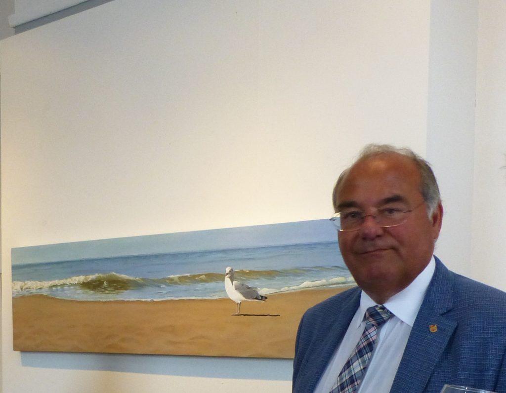 Eric Etienne Vice Président Wimereux Jumelages