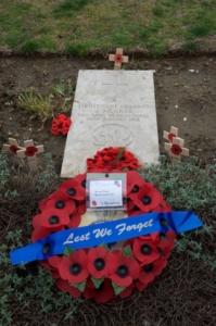 Tombe du Colonel John Mac Crae  -Daniel Poissonier