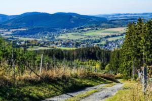 2018 09 SCHMALLENBERG  - Vue des montagnes - Hans-Georg Bette