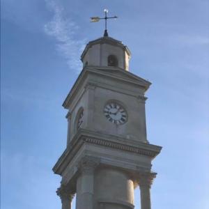2018 11 HERNE BAY - Tour de l' Horloge (2) - Catherine Francis Yeats