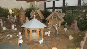 2018 11 SCHMALLENBERG - L' Avent de Noël une grange traditionnellement décorée  (1) -  Hans-Georg Bette