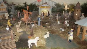 2018 11 SCHMALLENBERG - L' Avent de Noël une grange traditionnellement décorée  (3) -  Hans-Georg Bette