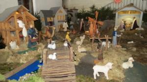 2018 11 SCHMALLENBERG - L' Avent de Noël une grange traditionnellement décorée  (2) -  Hans-Georg Bette