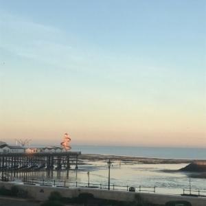 2018 12 HERNE BAY- Couleur de la Baie en décembre - Catherine Francis Yeats