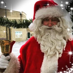 2018 12 HERNE BAY - Le Père Noël en visite à Herne Bay - Catherine Francis Yeats