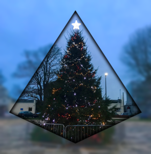 2018 12 HERNE BAY - Le grand Sapin - Catherine Francis Yeats