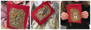 2018 12 HERNE BAY - Traditionnelles cartes de Noël - Catherine Francis Yeats