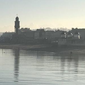 2019 01 Herne Bay par un matin glacial (4)- Catherine Francis Yeats