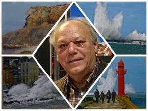 2019 07 05 Herne Bay exposition jumelages Beach Creative Daniel Poissonnier