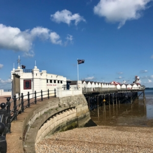 2019 05  HERNE BAY - Pier - Catherine Francis-Yeats